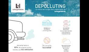 Depolluting
