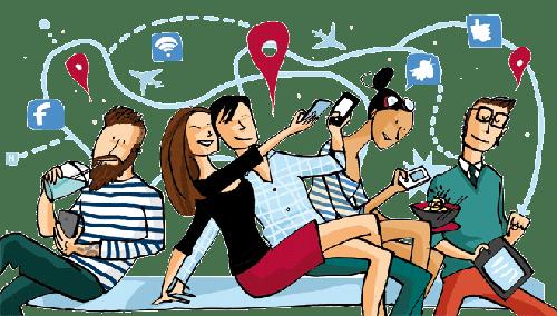millennials-redes-sociales